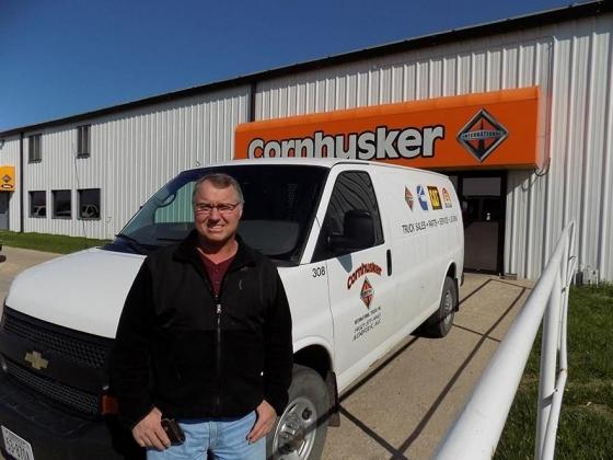 Cornhusker International Trucks of Norfolk Parts Delivery Service Norfolk, Nebraska