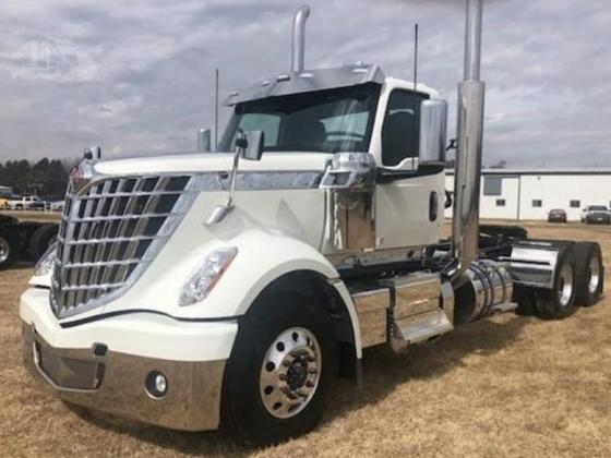 International Lonestar Trucks