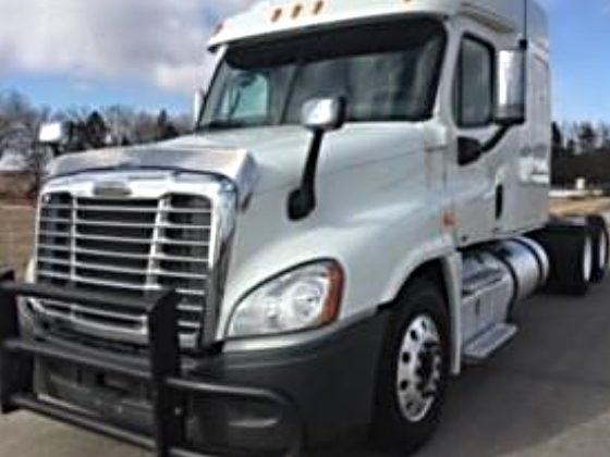 2012 Freightliner Semi Truck For Sale