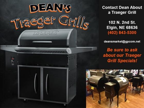 Dean's Traeger Grills