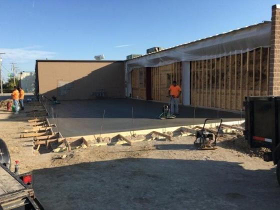 Concrete Contractor - I & P Construction - Norfolk, Nebraska