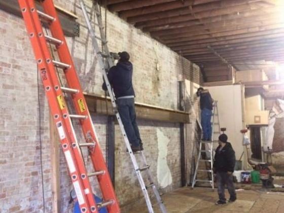 Commercial Business Remodel - I & P Construction - Norfolk, Nebraska